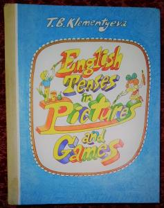 English Tenses in Pictures and Games
