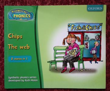 Read Write Inc. Phonics Set 1 Book 4: Chips. The Web
