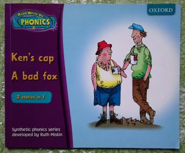 Read Write Inc. Phonics Set 2 Book 1: Ken's Cap. A Bad Fox