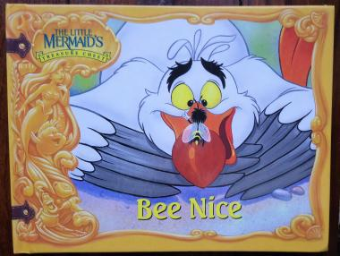 Bee Nice (The Little Mermaid's Treasure Chest)
